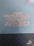 """""""О налогах и других обязательных платежей в бюджет"""" (Налоговый кодекс) 2020 год"""